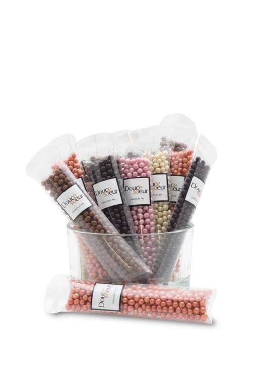 Mini perles croquantes au chocolat (crispearls)