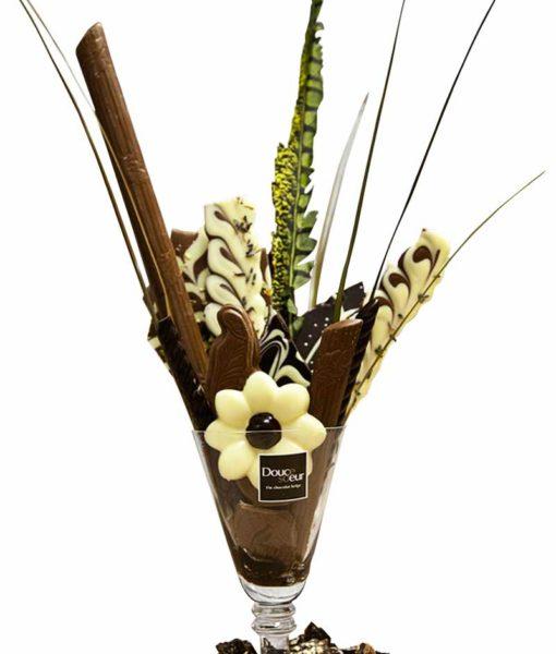 Cadeaux corporatifs Noël chocolat fin - DouceSoeur - Chocolaterie Montréal