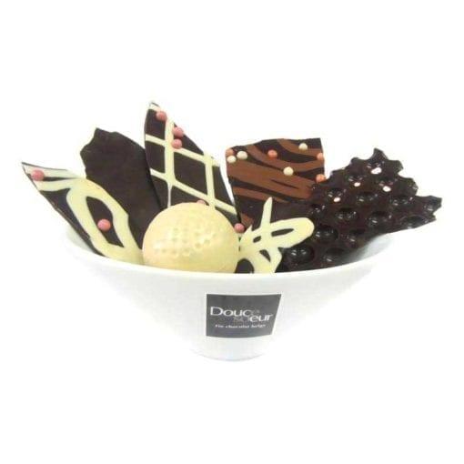 Éclats de chocolats - DouceSoeur - Chocolaterie Montréal