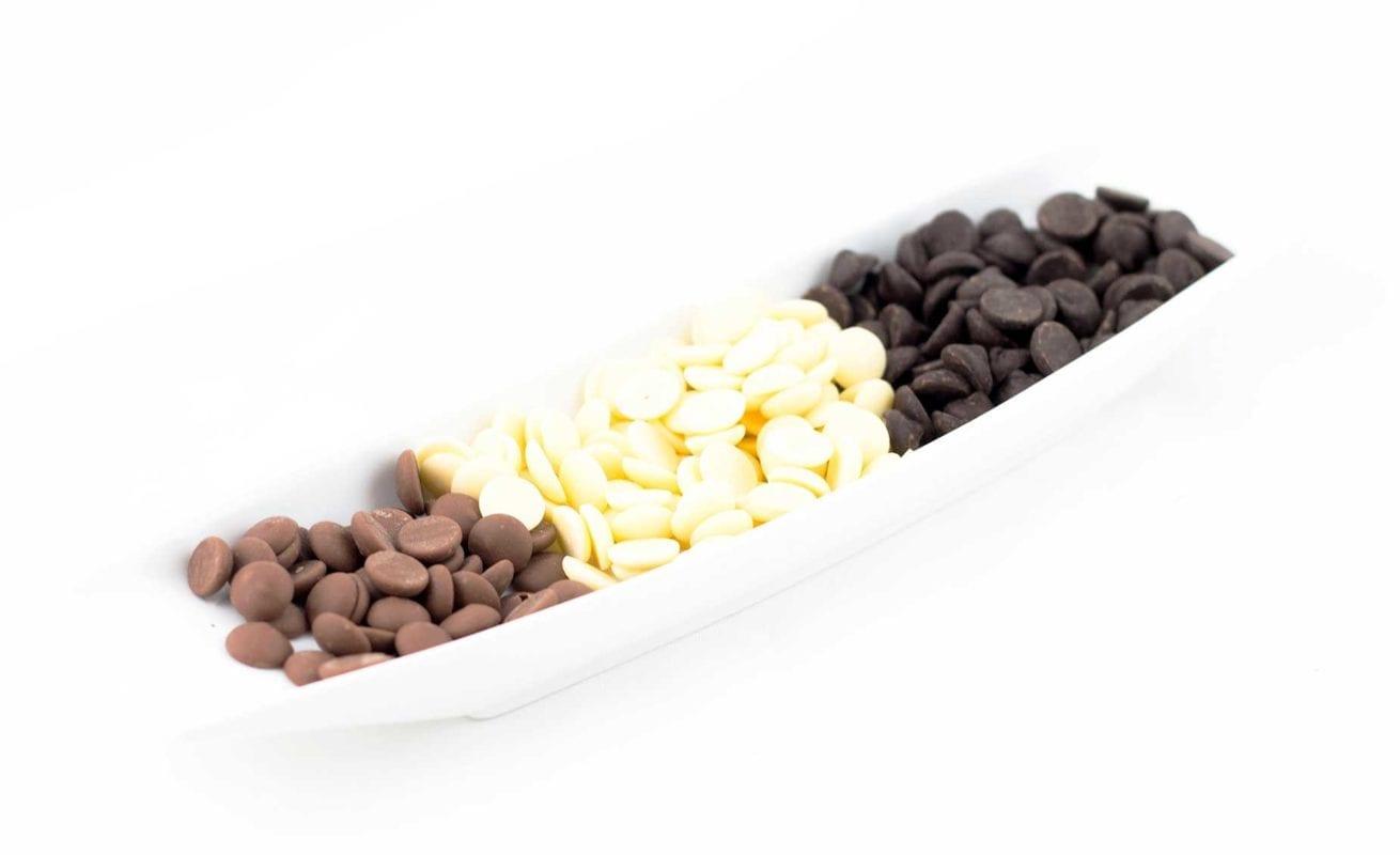 Pastilles Callebault chocolat - DouceSoeur - Chocolaterie Montréal