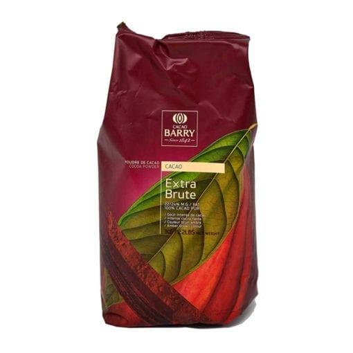 Poudre de cacao extra brute de Barry Callebaut