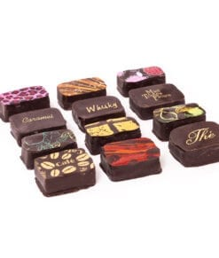 Chocolats fins par la Chocolaterie Bonneau