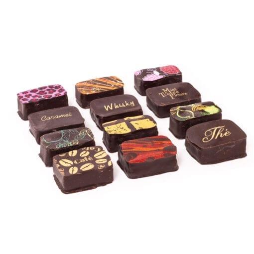 Chocolats fins par la Chocolaterie Bonneau