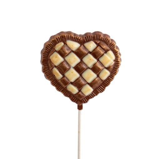 Suçon en chocolat pour la Saint-Valentin, fabriqué à Montréal