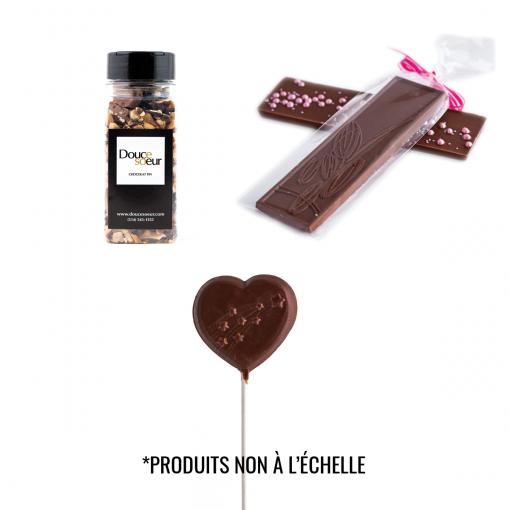 Ensemble-cadeau de chocolat à Montréal